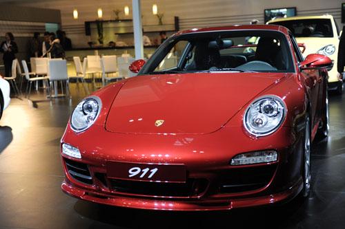 2011中国太原国际汽车展览会在交易中心隆重开幕